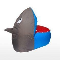 Cutie Shark Bean Bag