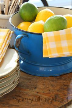 Savvy Southern Style: French Farm Table Changes
