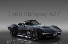 I fell in love with this car when i was 10 years old. Awesome Corvette Stingray 427 Roadster A > Autos & Transportation Chevrolet Corvette, Chevy, Stingray Corvette, Classic Corvette, Auto Retro, Roadster, Sweet Cars, Amazing Cars, Car Car