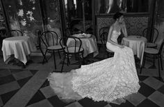 Wedding dress by Inbal Dror from Morgan Davies | Love My Dress