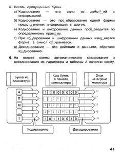 информатика задания рабочая тетрадь: 18 тыс изображений найдено в Яндекс.Картинках