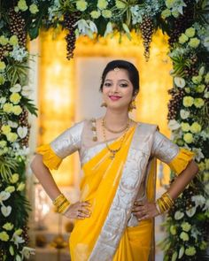 The much awaited list is here Ladies. Have a look at the latest blouse designs trends for this year. The list will surely amaze you. Wedding Saree Blouse Designs, Pattu Saree Blouse Designs, Blouse Designs Silk, Designer Blouse Patterns, Wedding Sarees, Wedding Dresses, Blouse Back Neck Designs, Simple Blouse Designs, Stylish Blouse Design