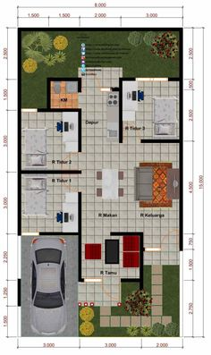 Standard Room Sizes For Plan Development - Engineering Discoveries Beautiful House Plans, Dream House Plans, Small House Plans, House Floor Plans, Home Design Floor Plans, Home Room Design, Simple House Design, Minimalist House Design, House Layout Plans