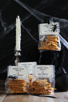 Bone brittle candy |