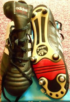 WORLD CUP adidas NEW Leather SOCCER CLEATS Size 11.5 149.95 -NOW 83.85. 243e26215a729