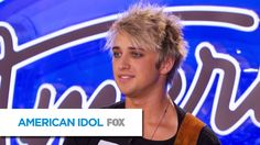 Dalton Rapattoni - Auditions - 'rocked' his American Idol audition with his cover of The Phantom of the Opera.