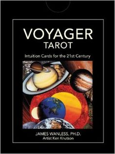 Voyager Tarot: Intuition Cards for the 21st Century <3 <3 <3 The…