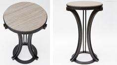 Sara Wise Design Martini Side Table