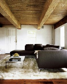 Love the rug and everything else