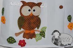 avental coruja avental / jaleco avental   jaleco ,oxford  tergal patchcolagem,patchwork