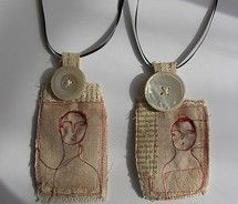 2 pendant necklaces / acrossandtwokisses picture on VisualizeUs    http://vi.sualize.us/2_necklaces_acrossandtwokisses_pendant_embroidery_necklaces_picture_2pS1.html