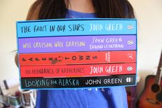QOTD: Favorite book/book series at the moment? || AOTD: Either The Hunger Games series, or TFIOS