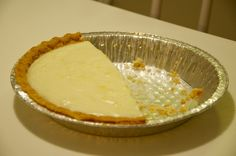 Anona's Sour Cream Lemon Pie Cream Lemon, Sour Cream, Goodies, Pie, Treats, Dinner, Desserts, Recipes, Food