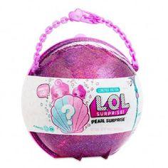 L.O.L. Surprise! Pearl Surprise Style 2 Purple   Toy Game Center