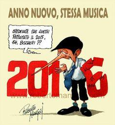 Il cambiamento che non cambia... #IoSeguoItalianComics #Satira #Politica