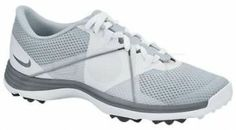 Stability, comfort and traction are integral to all NIKE Golf footwear. Nike Women's Lunar Summer Lite 2 Golf Shoes Discount Golf World  $79.99