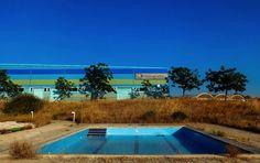 Le site déserté des Jeux Olympiques de 2004 – Grèce