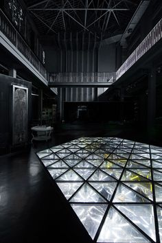 New Shanghai Museum of Glass by COORDINATION ASIA | Hall 1-9 #art #museum #china #glass #shanghai #design #coordination #asia