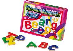 Alfabetar magnetic - materialedidactice.ro