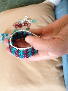 This was the first bracelet I tried once I got a loom, success! The tutorial link should be on my other board - triple fishtail. Fishtail Bracelet, Rubber Bands, Fundraising, Loom, Success, Things To Sell, Board, Bracelets, Jewelry