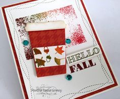 Would you like coffee ? Today I want to share  another Fall Coffee Lovers Project that I made using our fabulous Coffee Cut Frames combined with the new stamp set Vintage Christmas Wishes, both stamp sets from Hero Arts.  I know that this kit is originally created for Christmas but with a little bit of creativity, you …