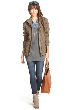 Perfect Skinny Jeans for Short Girls? - Paige Denim 'Verdugo' Skinny Ankle Jeans (Transcend) | Nordstrom