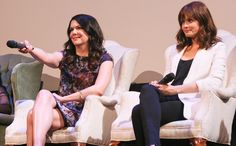TheGilmore Girlsreunion panel, presented by the ATX Festival and Entertainment Weekly, offered plenty of amazing moments from our favorites from...