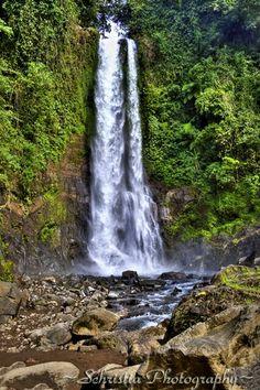 Gitgit waterfalls, Lovina, Bali