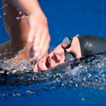 Swimming:  how to control your breathing