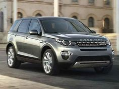 ~2015 Land Rover Discovery Sport~
