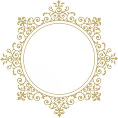 <--my die cut lay in a circle Wedding Logos, Wedding Cards, Molduras Vintage, Frame Background, Arabic Art, Frame Clipart, Borders And Frames, Stencil Patterns, Gifts For Office