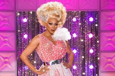 RuPaul still reigns supreme as 'DRAG RACE' hits 100 episodes...