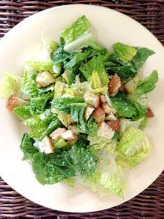 Recept na jedničku mezi americkými saláty - domácí Caesar salát - DIETA.CZ