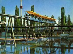 """Laurent ANTOINE """"LeMog"""" - World Expo Consultant: du monorail de Lausanne 1964 au minirail de Montréal 1967 Lausanne, Expo 67, Montreal Ville, World's Fair, Trains, Transportation, Fair Grounds, Memories, Retro"""