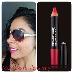 Nothing better that colorbar lipstick