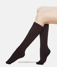 6 Pairs Women's Opaque Plush Fleece Lined Trouser Socks Knee High Stocking(black) BUY NOW     $13.99    95% Microfiber, 5% Elastan reinforced toe One Size Fits 9-11 comfort top inside fleezed,best choice of autumn and winter        BUY NOW