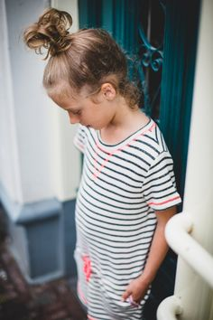 Fe in #Little Pieces #Streepjes #Kidsfashion #Kindermodeblog #Summer2014
