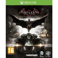 Batman: Arkham Knight - Totalmente Em Inglês - Xbox One