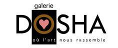 Galerie Dosha logo Galerie D'art, Logos, Tech Companies, My Arts, Company Logo, Bar, A Logo, Legos
