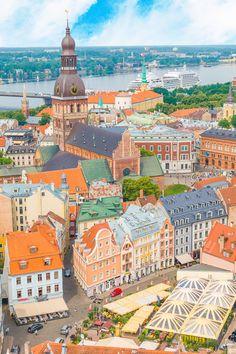 Discover Riga, Latvia Europe On A Budget, Europe Travel Tips, Travel Destinations, European Travel, Travel Guide, Baltic Sea Cruise, Copenhagen Travel, Highlights, Poland Travel