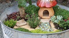 9 Enchanting DIY Fairy Garden Ideas for Your Backyard