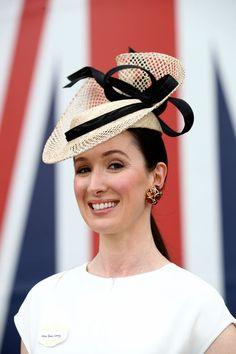 All the Hats Guests Wore to the Royal Ascot 2018 – Royal Hats See other ideas and pictures from the category menu…. Millinery Hats, Fascinator Hats, Fascinators, Headpieces, Wedding Hats For Guests, British Hats, Royal Ascot Hats, Church Hats, Fancy Hats