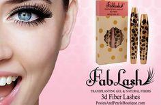 GroopDealz | FabLash 3D Black Fiber Mascara!