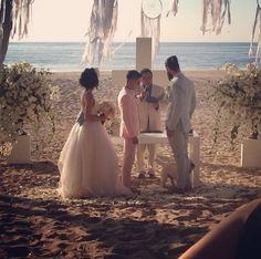 Quién.com : FOTOS: Así fue la boda de Bárbara Mori y Kenneth Sigman