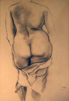 Georges Grosz_Nude