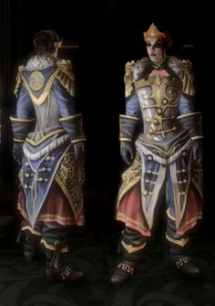 Fable 3 Queen outfit