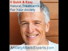 6 Quick & Easy Natural Remedies For Anxiety - You Can Reduce Or Stop Panic Or Stress At Home! Get more anxiety resources here: http://anxietyattackexperts.com