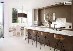 Design modern kitchen interior design home office interior design #kitchen #kitchendesign #interiordesign