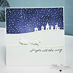 Chlo's Craft Closet - Stampin' Up! Demonstrator: Jingle All The Way - Holiday Sneak Peek