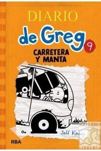DIARIO DE GREG, 9 - CARRETERA Y MANTA